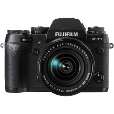 Fujifilm X-T1: First Look