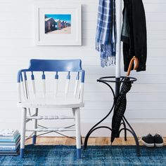 DIY two tone chair