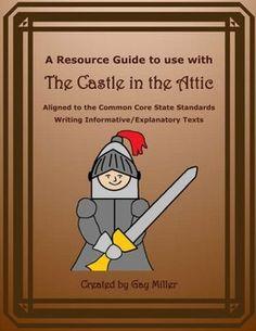 The Castle in the Attic Book Unit
