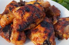 In the Kitchen with Jenny: BBQ Chicken