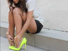 Zapatos de fiesta de dia