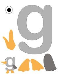 g is for goose printable letter activity letter g activities letter worksheets printable letters