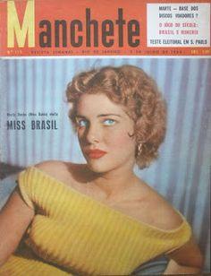 Revista Manchete - Revivendo:  E vamos falar de belez...