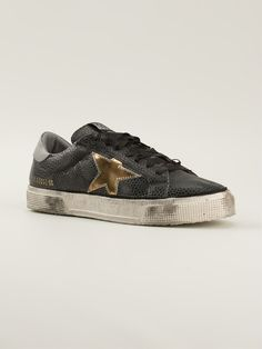 Golden Goose Deluxe Brand 'may' Low Top Trainers - Suit - Farfetch.com