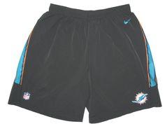 351ea5416 AJ Francis Training Worn Miami Dolphins #96 Nike Speed Vent Performance 4XL  Shorts