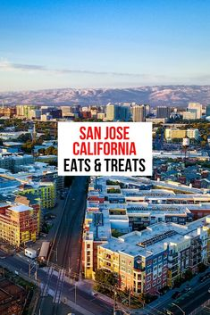 Do you know the way to San Jose eats and treats? We sure do. San Jose is a wonderfully unexpected foodie town. Plan a trip and be sure to make your way to all the tasty spots in town.  #VisitSanJose #VisitCalifornia