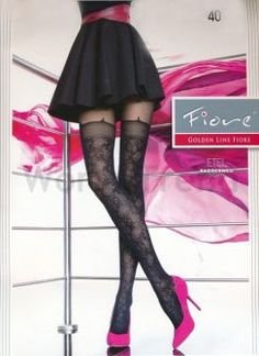 Compliment your outfit with these lovely 40 Den Tights by Fiore. 40 Denier  Hold-Up imitat 0a58c16cf7
