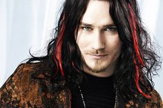 Tuomas Holopainen.  keyboardis, songwriter, and composer of Nightwish