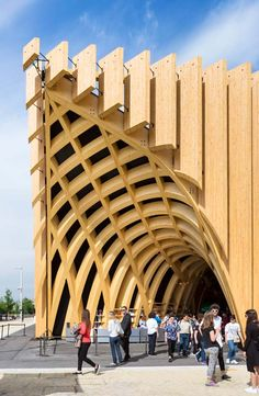 Food for thought: the best pavilions of Expo Milan 2015