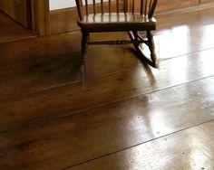 Rocking Chair Eastern White Pine | Carlisle Wide Plank Flooring