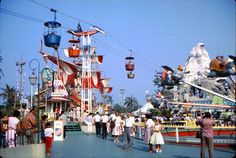 Vinatge Disneyland-Anaheim,CA