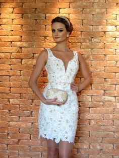 Short Wedding Gowns, Short Gowns, Stunning Wedding Dresses, Beautiful Dresses, Evening Party Gowns, Prom Party Dresses, Homecoming Dresses, Evening Dresses, Formal Dresses