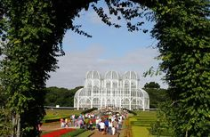 Jardim Botânico - Turismo Curitiba