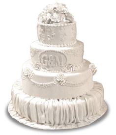 Wedding Cakes at Viktor Benes Bakery - Los Angeles Premiere Bakery