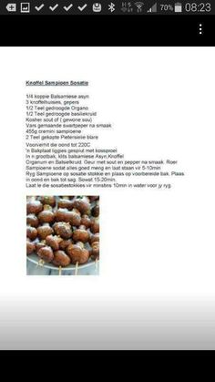 Husband and Wife since sharing our love for food and travel 28 Dae Dieet, Dieet Plan, Dog Food Recipes, Cooking Recipes, Eating Plans, Food Photo, Food Print, Healthy Living, Stuffed Mushrooms