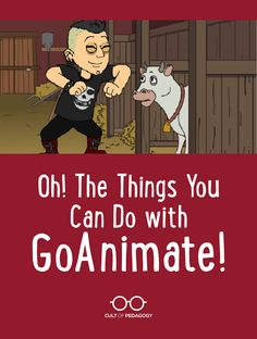 Oh, The Things You Can Do with GoAnimate! - Until recently, the tools to create professional-looking videos were out of the hands of most regular folks. But those days are over.