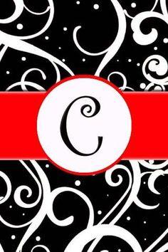 Tall C Monogram