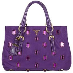 Purple prada