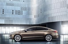 Cars & Life | Cars Fashion Lifestyle Blog: New Ford Mondeo Vignale | Luxury