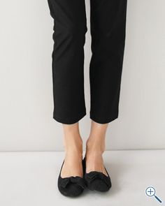 part of my everyday style....capris and ballet flats