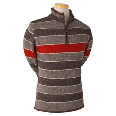 The Laundromat men's Cambridge Sweater is a fine knit, rugby style pullover sweater with a ¼ length front zipper. This is the perfect sweater to wear with your favorite jeans of casual khaki pants on a cool autumn day. It's fully lined with cotton jersey making it super comfortable and extra durable so it will last for years and years to come.