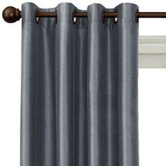 Buy Jardin Faux-Silk Thermal Grommet-Top Curtain Panel today at jcpenney.com. You deserve great deals and we've got them at jcp!