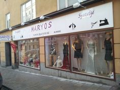 maryos syatelje Sy festklänning & Brudklänning