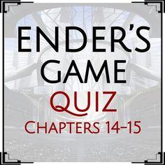 Ender S Game Theme Essay Checklist - image 10