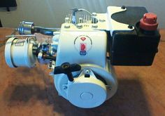 TECUMSEH H35 minibike engine.