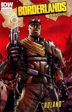 """"""" For the millions and millions of fans of the smash-hit video gameBORDERLANDS, a lingering question exists: how did the Vault Hunters get on the bus with Marcus in the … Dragon Ball Z, Borderlands Series, Online Comic Books, Midtown Comics, Jem And The Holograms, Marvel, American Comics, Dragons"""