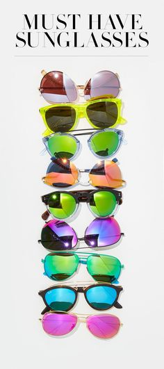 2819cc3d597 How many pairs of sunglasses do you have  After you see this