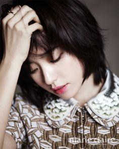 Han Hyo-joo in Marie Claire Korea