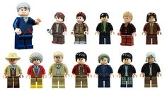 """A LEGO set based on 'Doctor Who""""? That's called a dream, but this one could actually come true."""