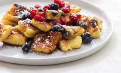 Low Carb Himbeer Kaiserschmarrn – Sweathearts