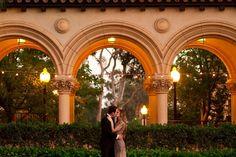 Balboa Park Engagement Photos | photography by http://www.damarismia.com/