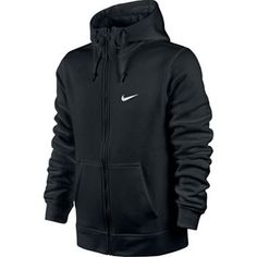 online shopping for Nike Men's Club Swoosh Full Zip Fleece Hoodie from top store. See new offer for Nike Men's Club Swoosh Full Zip Fleece Hoodie Nike Pullover, Nike Hoodie, Fleece Hoodie, Hoodie Jacket, Nike Jacket, Hoodie Outfit, Nike Outfits, Nike Clothes Mens, Man Style