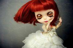 #Dreaming #Dance #Fly #redhair #Blythe #Doll #Muñeca