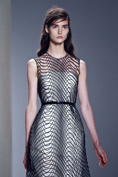 LINE OVERLAY | CALVIN KLEIN COLLECTION SS13 — Patternity