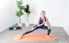 Oberschenkelinnenseite trainieren ohne Geräte