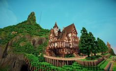The Inn on the Cliff (In-Game)