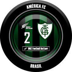DNZ Football Buttons: América FC Belo Horizonte                                                                                                                                                                                 Mais