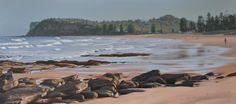 Simon Barlow Artist | seascapes