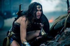 Spidey Who? Wonder Woman Slays In New Sneak Peek+#refinery29