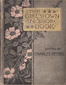 Girl's Own Indoor Book cover