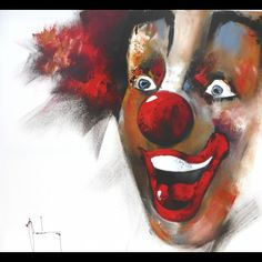 Clown by Grangil