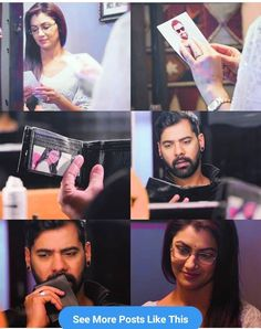 Sriti Jha, Kumkum Bhagya, Crazy Makeup, Cute Couples, Crushes, Cards, Adorable Couples, Maps, Playing Cards