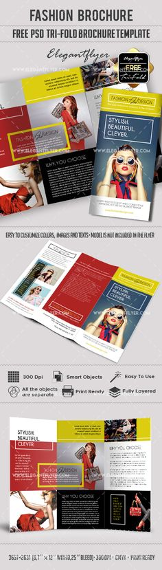 Travel Agency u2013 Free Brochure PSD Template    www - free tri fold brochure templates microsoft word