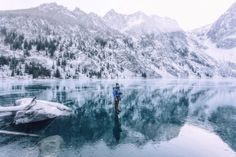 Colchuck Lake | by { Griffin Lamb  http://griffinlamb.vsco.co/grid/1