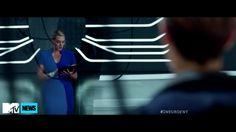 NEW TRAILER -#INSURGENT Allegiant, Insurgent Movie, Divergent Series, New Trailers, Chicago, Fangirl, Movies, Divergent, Fan Girl