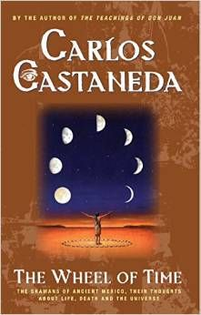 The Wheel Of Time by Carlos Castaneda - World-renowned bestselling author Carlos Castaneda's Selection of his wrtings on the shamans of ancient Mexico. Carlos Castaneda, I Love Books, Books To Read, Amazing Books, Jan Carlos, 12th Book, Don Juan, Journey, Life Thoughts